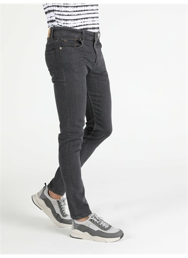 Colin's CL1050292_Q1.V1_DN41083 035 Ryan Yüksek Bel Dar Paça Skinny Fit Jean Erkek Jean Pantolon Renkli